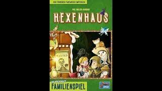 Hexenhaus (Phil Walker-Harding, Lookout 2018) - Familien-Legespiel