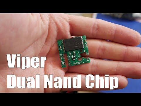 New ModChip Viper Dual Nand Chip For Xbox 360