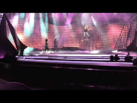 Eurovision 2013  Germany - Cascada - Glorious - Final dress rehearsal
