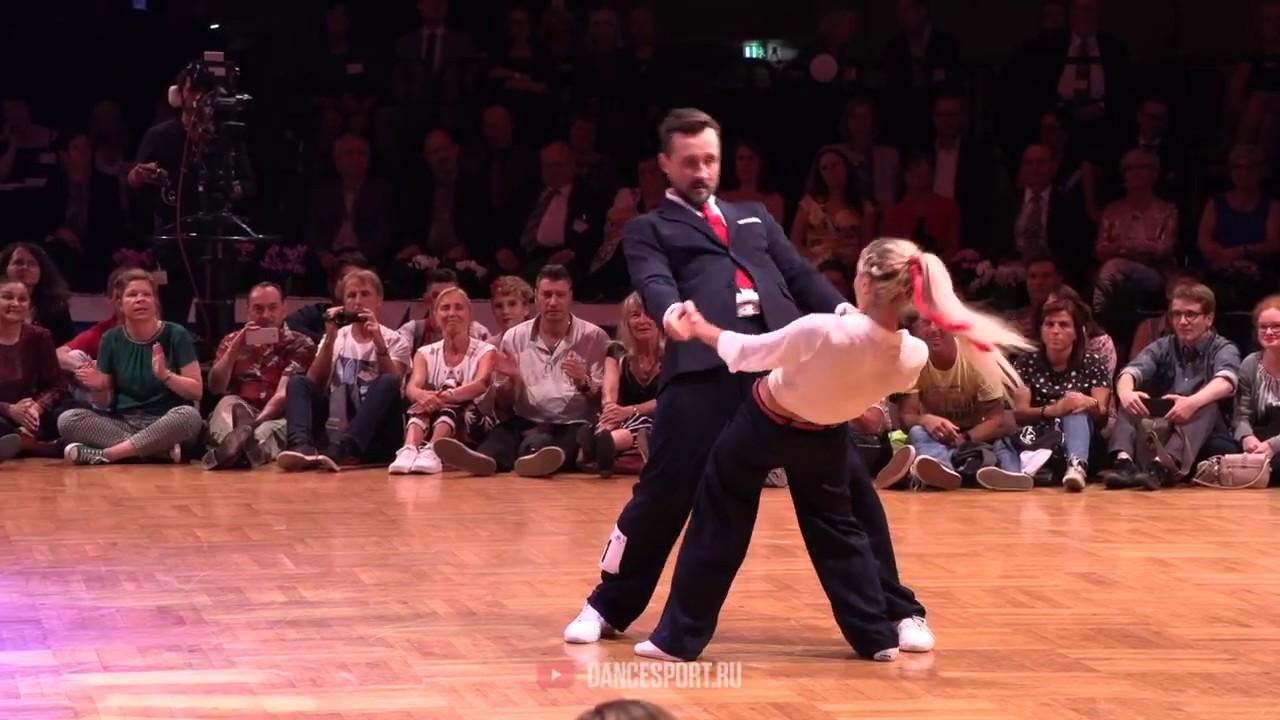 Gavrilov Alexey - Gavrilova Svetlana RUS, WRRC Euro Championship Boogie Woogie Main Class 2019