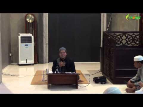 Ust. Muflih Safitra - Persiapan Ilmu Menjelang Ramadhan