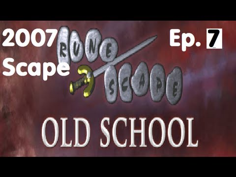 Runescape 2007 – 2007 Servers Progress Ep. 7 | Training Range!