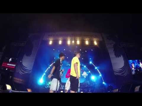Arkano vs Ante - Octavos - Final Cádiz - Red Bull Batalla de los Gallos 2014