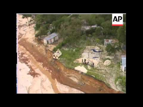 Death toll rising in Haiti floods