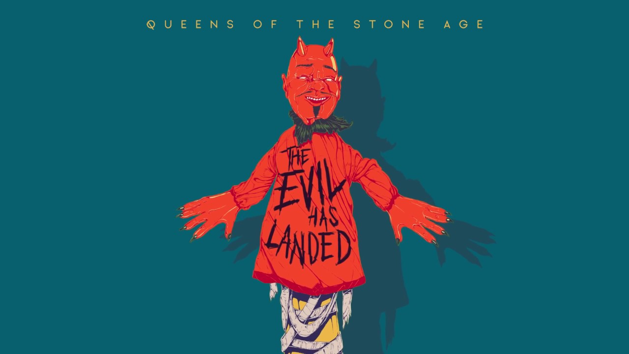 Queens of the Stone Age - The Evil Has Landed (Audio)