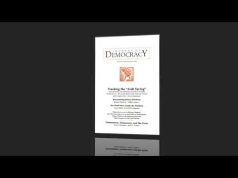 Journal of Democracy Podcast: Nathan Brown on