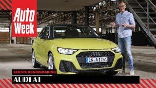 Eerste kennismaking Audi A1 - AutoWeek special