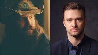 Justin Timberlake Chris Stapleton Say Something Audio