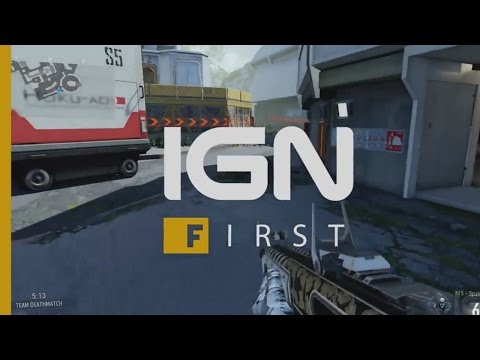 Call of Duty: Advanced Warfare Map Reveal -  Recovery - IGN First