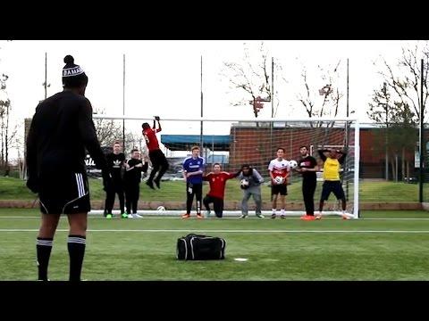 KSI FOOTBALL HIGHLIGHTS