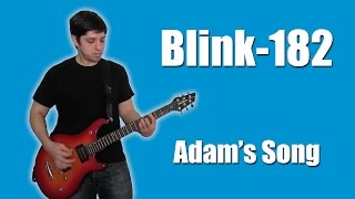 Blink-182 - Adam's Song (Instrumental)