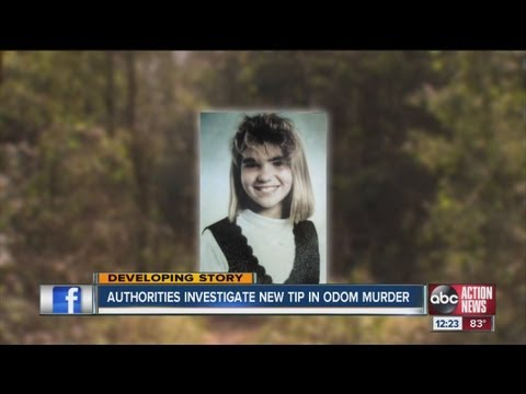 Hernando County detectives work lead in 20-year-old Jennifer Odom murder case