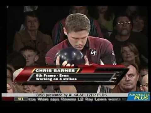 Chris Barnes Bowling Chris Barnes vs