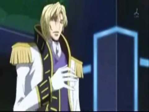 コードギアス。王子VS皇子