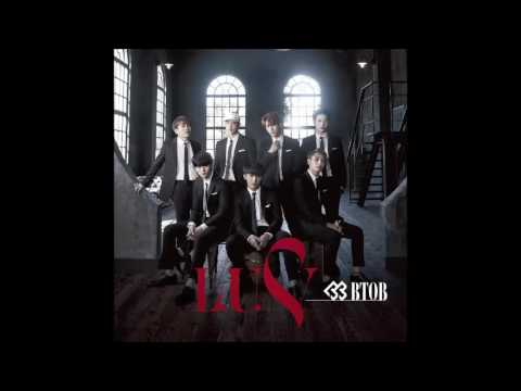 BTOB - L.U.V [Japan Album]