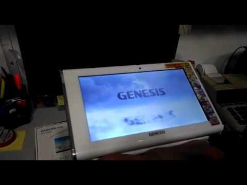 Rifa-se Um Tablet Genesis GT-7320