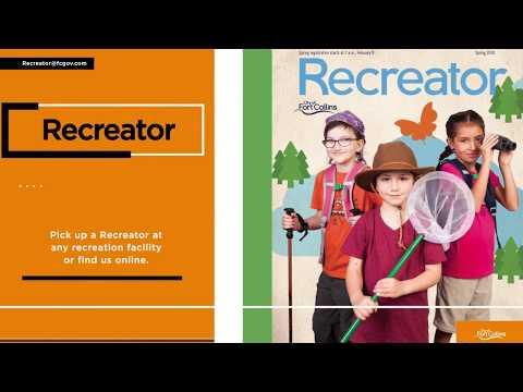 view 2018 Spring Recreator video