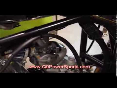 How to Adjust the Idle Speed on a Chinese Youth ATV Engine   Q9 PowerSports USA