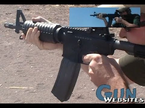 Full Auto Shoot Surefire 60rd M16 / AR15 Magazine