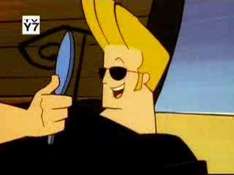 Johnny Bravo Theme Song Video