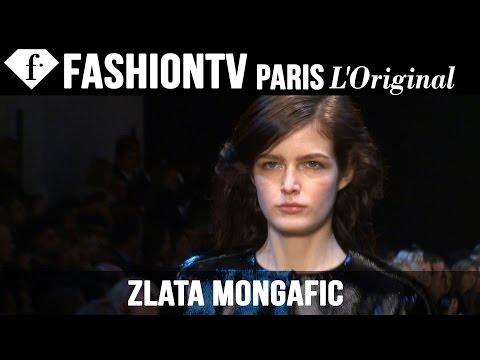 Zlata Mangafic | Model Talk EXCLUSIVE | Fall/Winter 2014-15 | FashionTV
