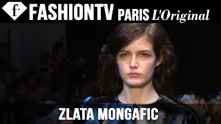Zlata Mangafic | Model Talk EXCLUSIVE | Fall/Winter 2014-15 | FashionTV