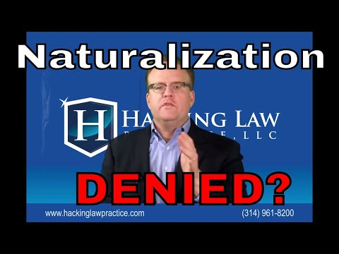What Do I Do When My Naturalization Case Gets Denied?