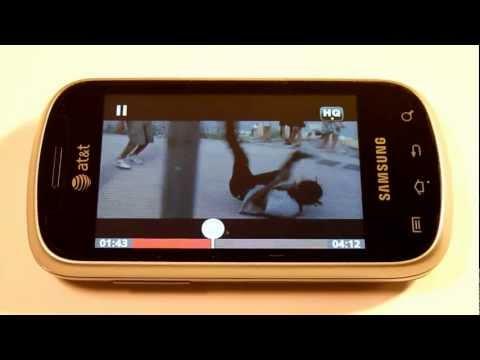 Samsung Galaxy Appeal - SGH-I827
