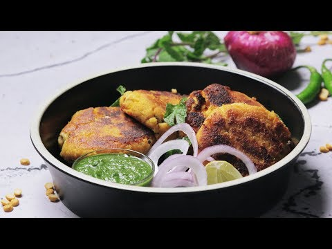 Gobble | Chicken Dahi Kebab | Easy Snacks