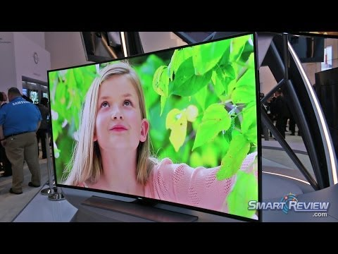 CES 2014 | Samsung HDTV TV Lineup 2014 | 4K Ultra HD TVs | UHD LED TV Features| SmartReview.com