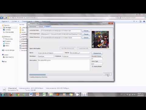 Como convertir un archivo ISO a APK para Xperia Play