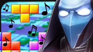 "Fortnite Creative: Tetris - ""A"" Song"