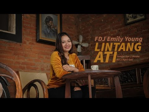 Download FDJ Emily Young - LINTANG ATI    | REGGAE Mp4 baru