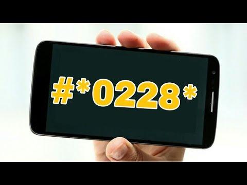 Como usar o código #*0228* corretamente para calibrar a bateria do celular