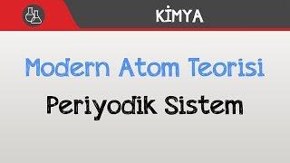 Modern Atom Teorisi - Periyodik Sistem