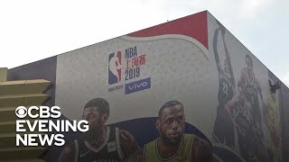 LeBron James facing backlash over China comments