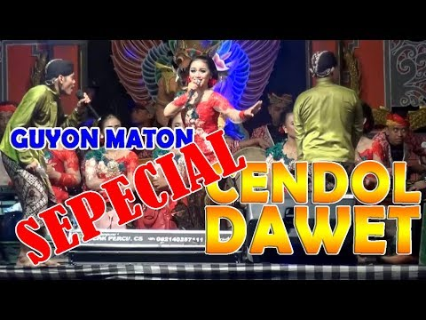 Download guyon maton cak percil cendol dawet ! ! Mp4 baru