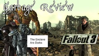 A Ridiculous Recap Of Fallout 3 Lore and Story