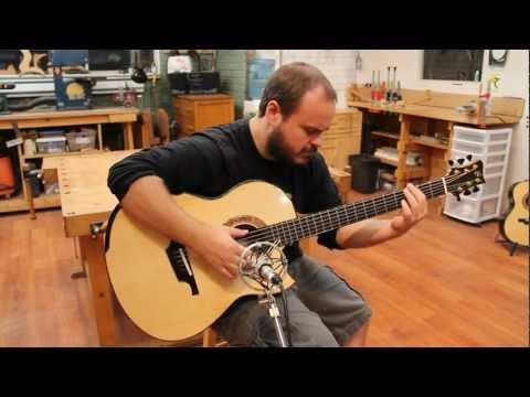 Andy Mckee - Blue Liquid