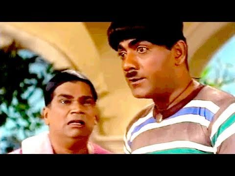 Mehmood In Gumnaam - Comedy Scene video