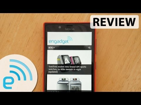 Nokia Lumia 720 review   Engadget