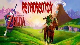 the legend of zelda ocarina of time[ Deutsch/German ]- Retroredtox