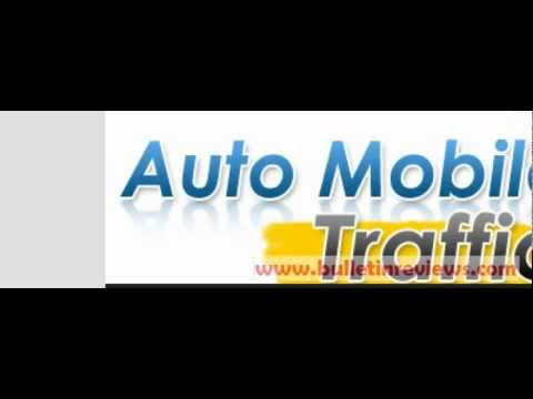 Auto Mobile Traffic Reviewed. Complete Membership Area Walkthrough! Must WATCH Before Buying!