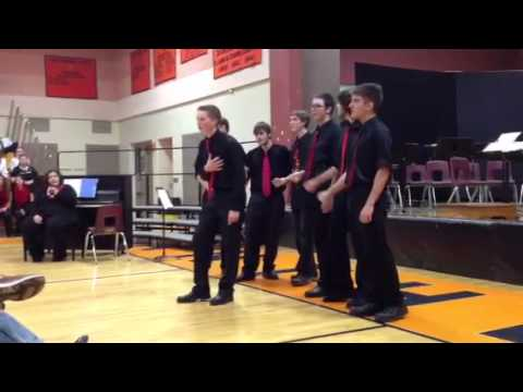 Lisbon high school acapella