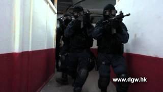 Cqb室內近戰dgw 2011