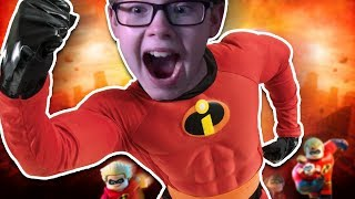 Lets play Lego THE INCREDIBLES!