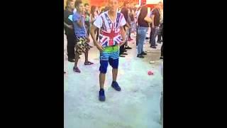 Bailando en la pool party circuit club 2014