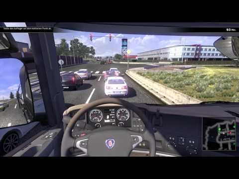 #004 Let's Play Scania Truck Driving Simulator