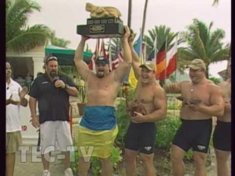 Богатырские игры 1999 2009