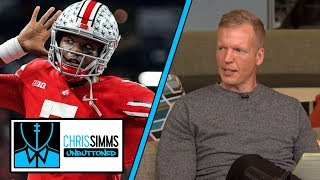 Will Dwayne Haskins be drafted in top 10? | Chris Simms Unbuttoned | NBC Sports